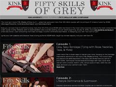 50 skills of grey
