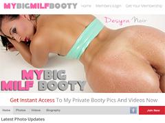my big milf booty