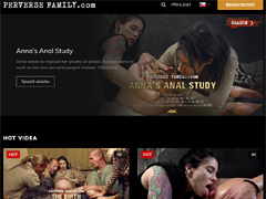 New site: PerverseFamily