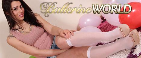 ballerineworld password